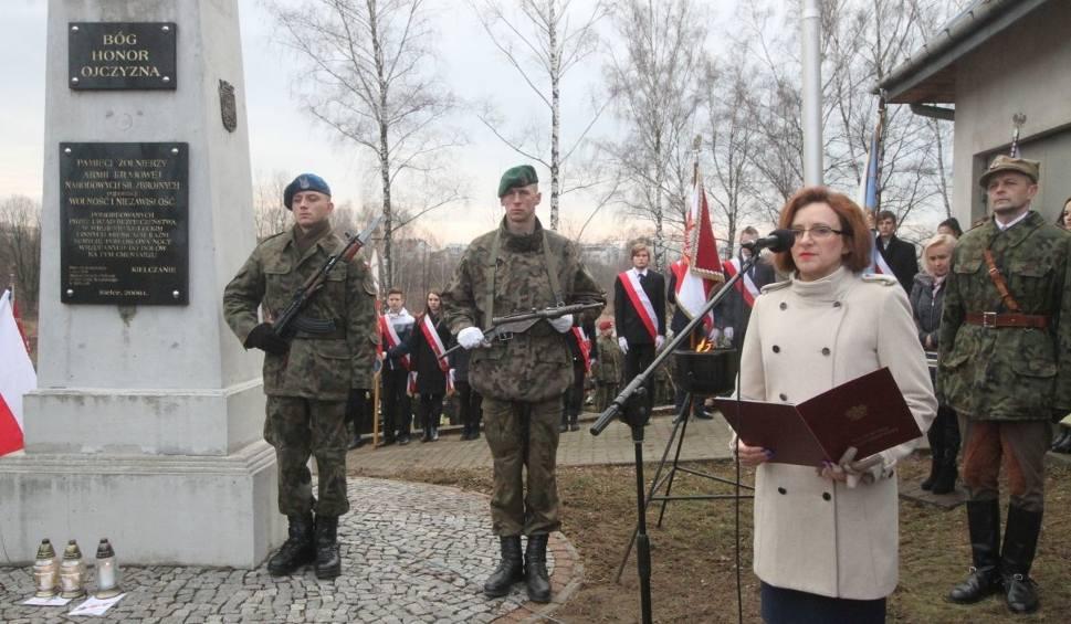 Film do artykułu: Obchody Narodowego Dnia Pamięci Żołnierzy Wyklętych w Kielcach [WIDEO, zdjęcia]