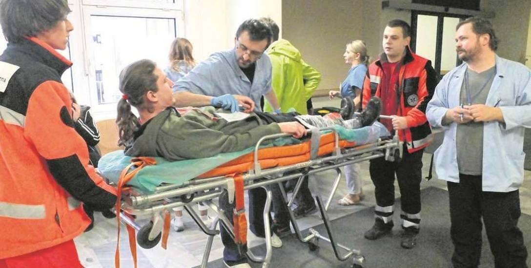 Na SOR szpitala św. Łukasza rąk do pracy brakuje na okrągło. To wydłuża czas oczekiwania na pomoc