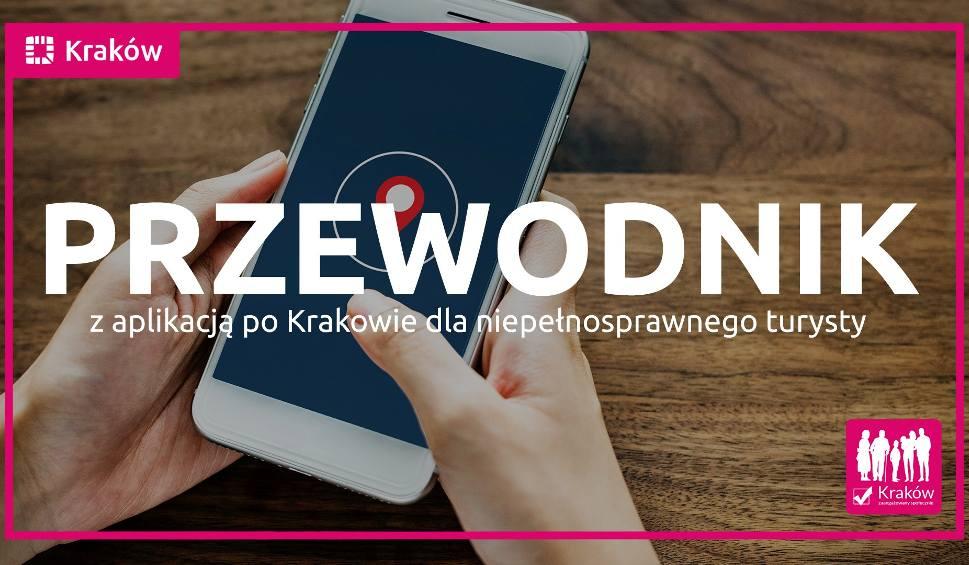 Film do artykułu: Zwiedzanie Krakowa łatwiejsze z przewodnikiem dla niepełnosprawnego turysty