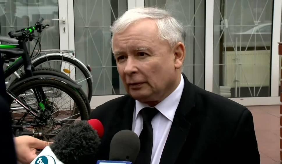 Film do artykułu: Jarosław Kaczyński: Za Brexit odpowiada Donald Tusk (wideo)