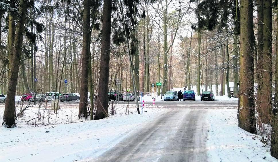 Film do artykułu: Trasa rowerowa na Górze Chełmskiej będzie z poślizgiem