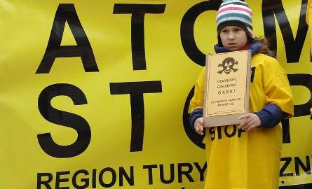 Mieszkańcy gminy Mielno wielokrotnie protestowali przeciw planom budowy elektrowni atomowej w Gąskach