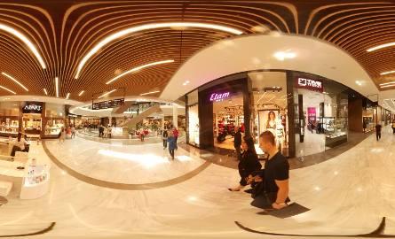 Galeria Wroclavia na zdjęciach 360 stopni [ZOBACZ]