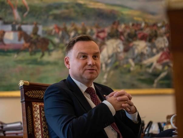 Andrzej Duda: Nie jest moją rolą, żeby doradzać obozowi władzy, jak ma prowadzić politykę