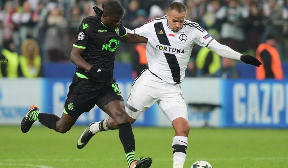 Film do artykułu: Legia - Sporting 1:0. Drużyna Magiery oszukała przeznaczenie i zagra w Lidze Europy