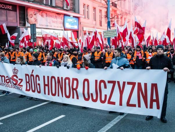 Król: W Marszu Niepodległości były tylko emocje. Nic więcej