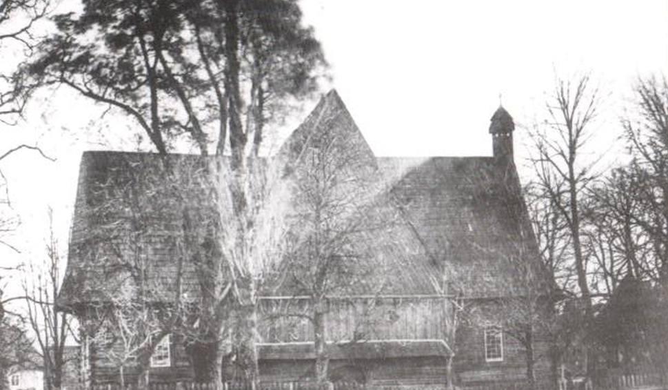 Film do artykułu: Tych pięknych kościołów drewnianych już nie ma. Zobacz zdjęcia