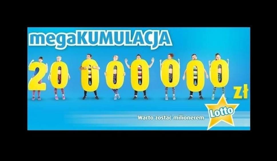 """Film do artykułu: Kumulacja Lotto rozbita. """"Szóstka"""" w Pińczowie, milion w Sędziszowie!"""