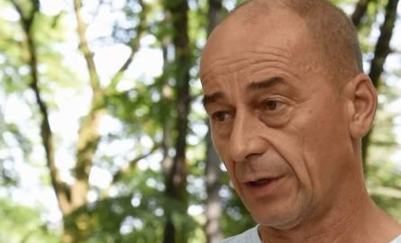 Miałem ogień na plecach - wspomina Hubert Dziedzioch, strażak. 25 lat po pożarze lasu pod Raciborzem