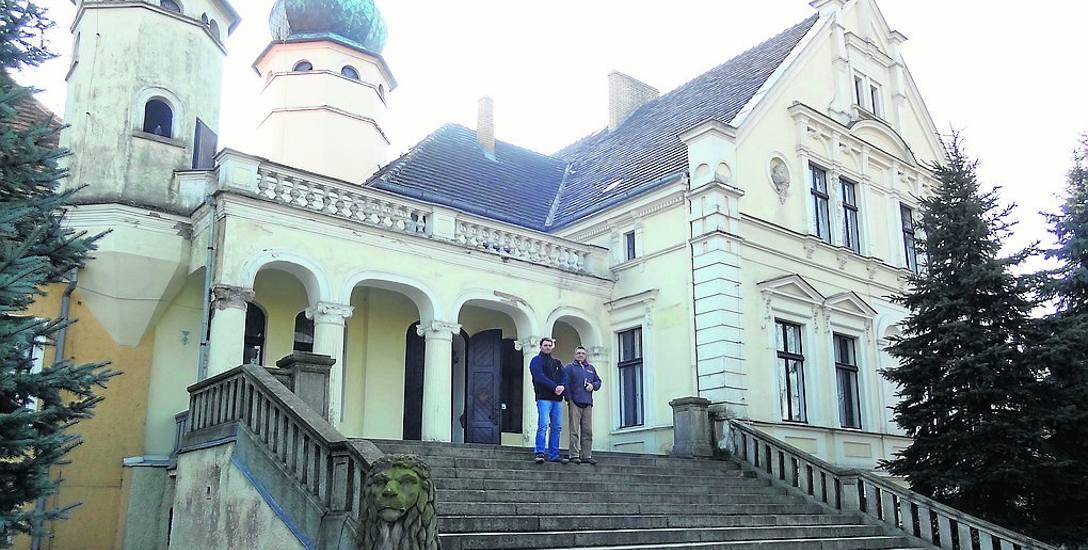 W przeszłości pałac był doskonale zachowany, dzięki pracy gospodarzy, którzy o niego dbali
