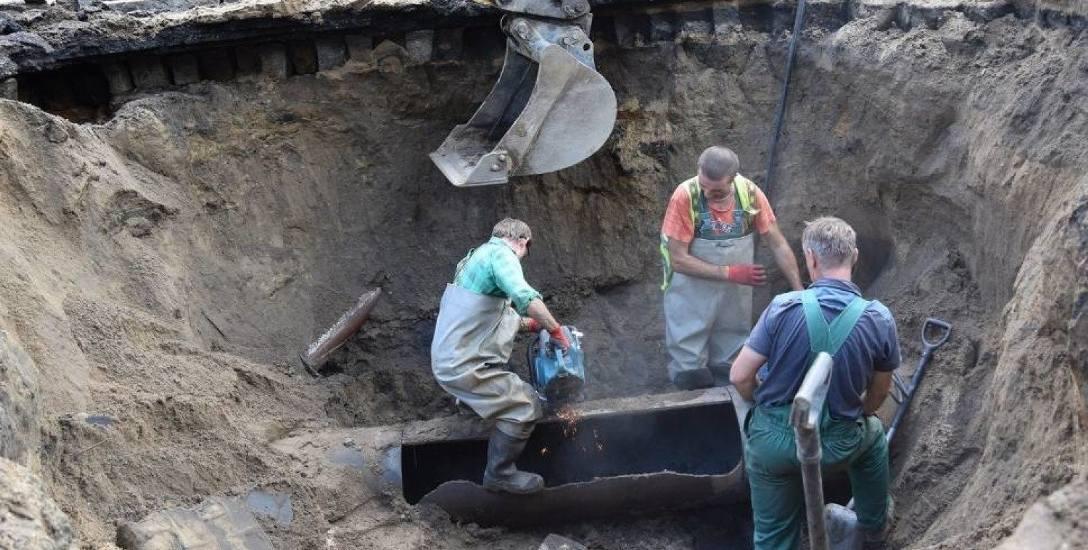 Robót związanych z modernizacją sieci podziemnej na terenie Gubina będzie jeszcze więcej.