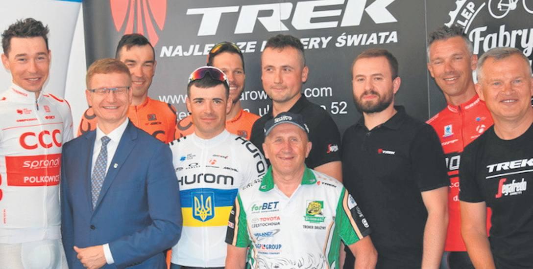 Wielkie ściganie na rowerach wraca do Częstochowy