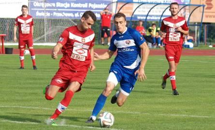 Wda Świecie przegrała po dogrywce z drugoligową Puszczą Niepołomice 1:2 i pożegnała się z centralnym Pucharem Polski.