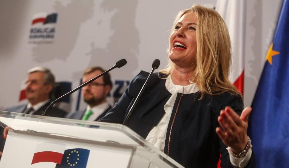 Film do artykułu: Elżbieta Łukacijewska komentuje wyniki do Parlamentu Europejskiego 2019: emocje wciąż nie opadły