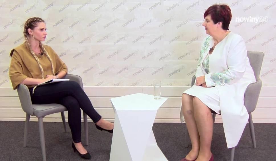 Film do artykułu: Krystyna Wróblewska: mój mandat nie jest najważniejszy, ważne, że wygra PiS