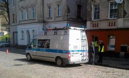 Przez okno kasyna przy ul. Daszyńskiego 13 kwietnia  2015 roku wyskoczyło dwóch płonących mężczyzn. Policja zjawiła się szybko
