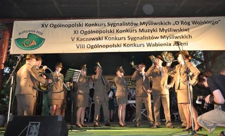 XV Ogólnopolski Konkurs Sygnalistów Myśliwskich w Złotoryi