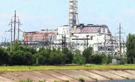 Czwarty blok czarnobylskiej elektrowni. To tutaj doszło do wybuchu