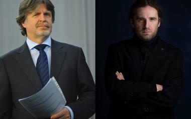 Andrzej Sośnierz i Dobromir Sośnierzowie