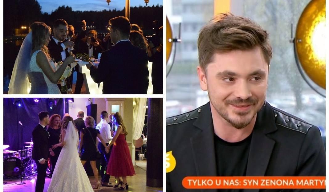 ślub I Wesele Daniela Martyniuka Syn Zenka Zdradził Kulisy Swojego