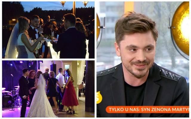 ślub Daniela Martyniuka Pomorskapl
