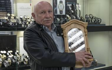 Kielecki zegarmistrz Zbigniew Fijałkowski z uważa, że wprowadzenie w Polsce tylko czasu letniego będzie dobrym rozwiązaniem