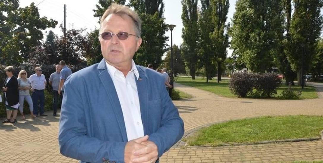 Władysław Michalak został wybrany do pracy zarządzie łowickiej ciepłowni