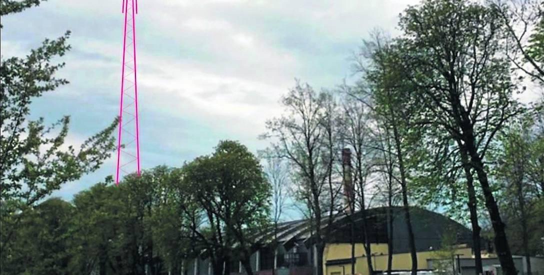 W Cieszynie jednak stanie wieża telefonii komórkowej. Wieżę dla sieci 5G chce postawić Play. Ma być obok Wzgórza Zamkowego