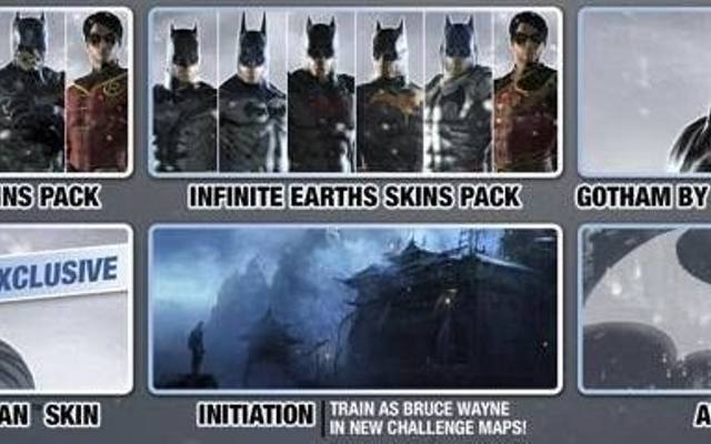Batman: Arkham Origins. Fabularne DLC i Season Pass