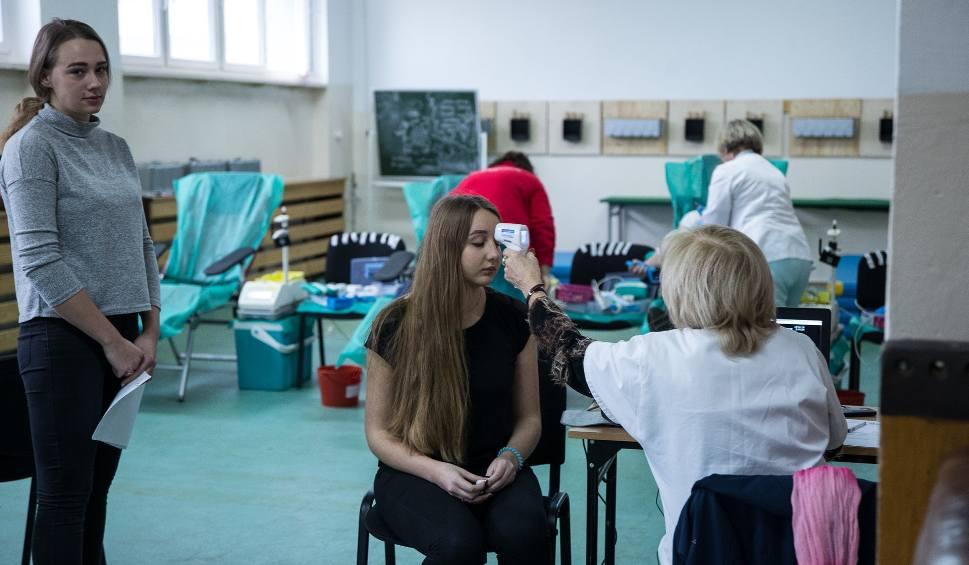 """Film do artykułu: W II LO Stargard """"Młoda krew ratuje życie"""". Po Nowym Roku rusza kolejny etap tej ważnej akcji"""