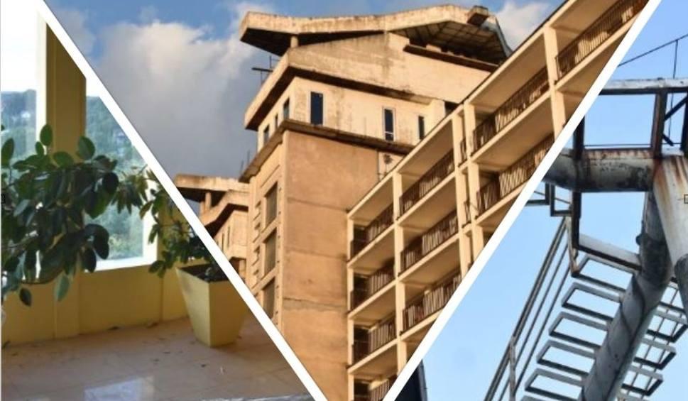 Film do artykułu: Najbardziej kontrowersyjny budynek na Śląsku stoi w Jastrzębiu. 400 lokatorów mieszka w bloku z zagadkową nadbudówką