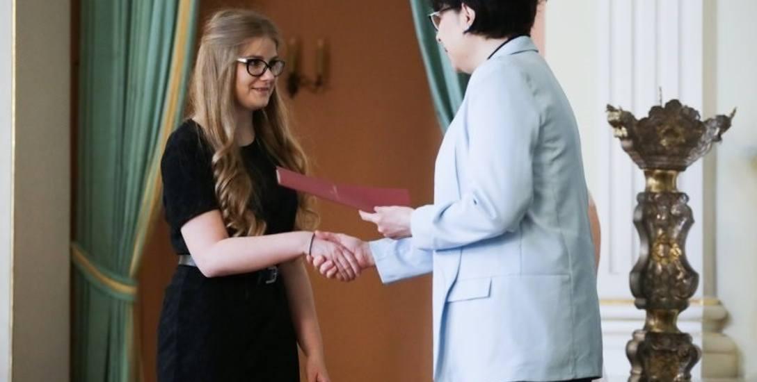 Magdalena Kamińska jako jedna z 42 młodych artystów otrzymała stypendium Ministerstwa Kultury i Dziedzictwa Narodowego