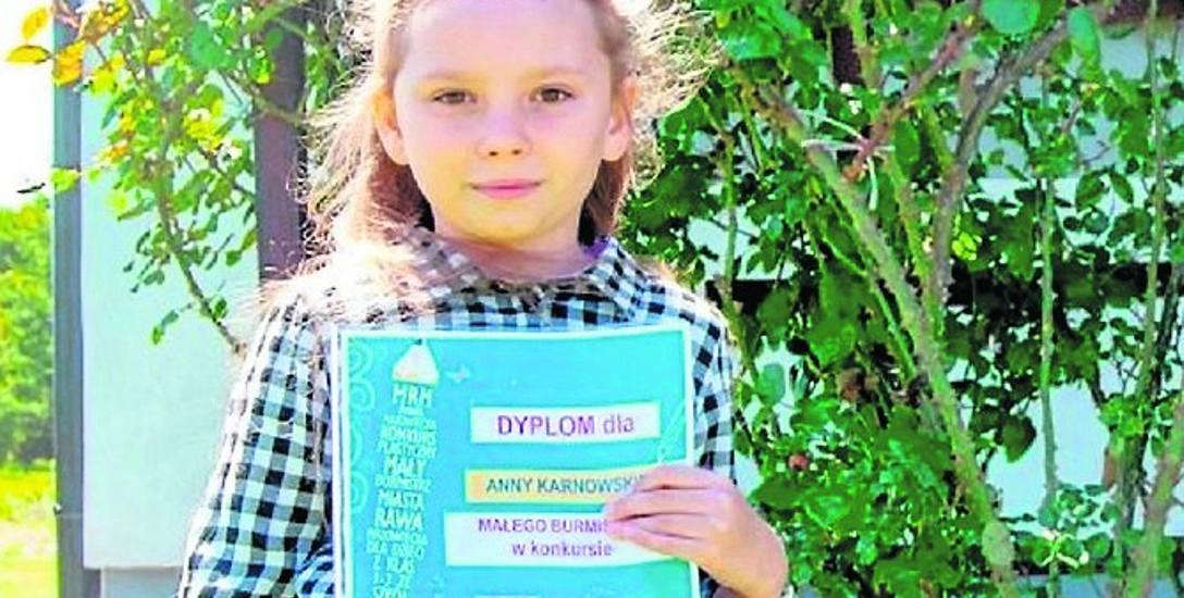 Tym razem tytuł Małego Burmistrza Miasta Rawa Mazowiecka 2020 przypadł Annie Karnowskiej ze Szkoły Podstawowej nr 2