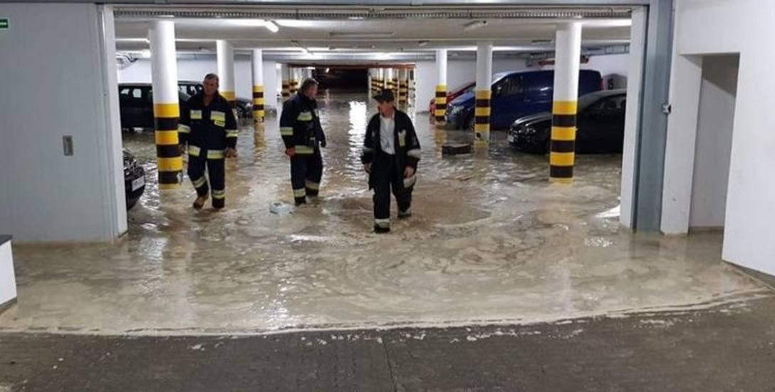 Jedna burza i miasto pod wodą. Zalane ulice, garaże, piwnice...Co na to politycy?