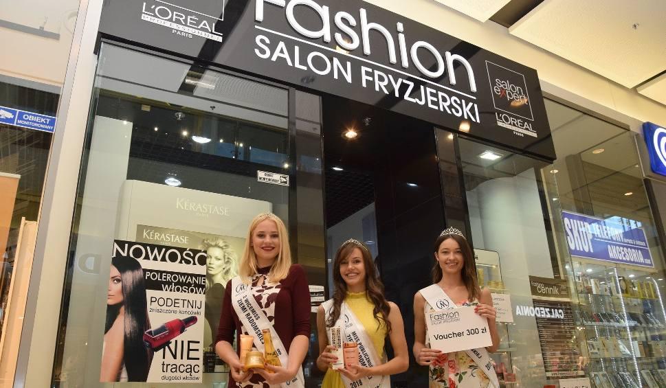 Film do artykułu: Miss Ziemi Radomskiej 2018. Piękne dziewczęta nagrodzone przez salon fryzjerski Fashion