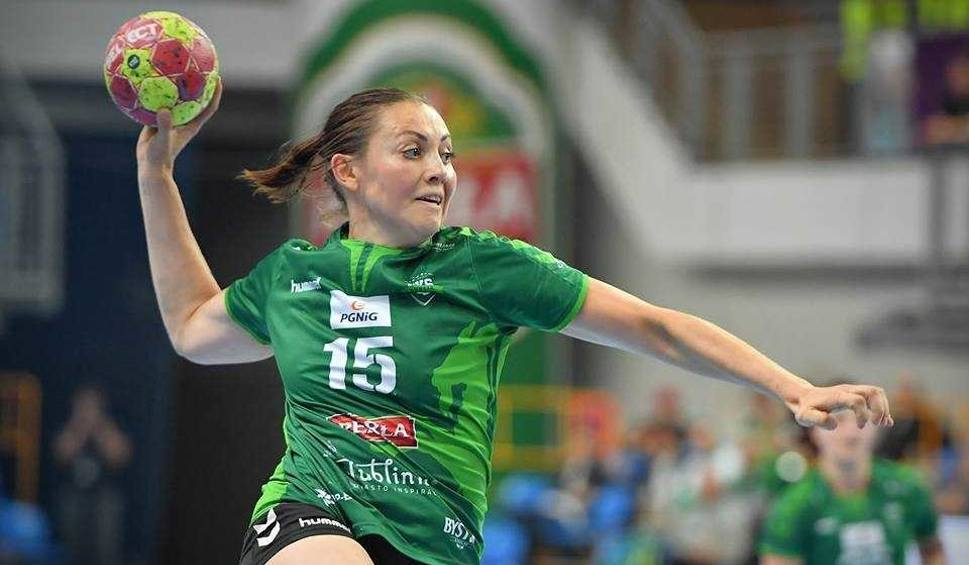 Film do artykułu: Małgorzata Stasiak (MKS Perła Lublin): Gdy nogi zaczną hulać, nasze zagrywki będą szybsze [ROZMOWA]