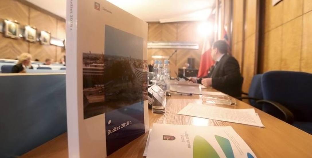Do trzech razy sztuka i Szczecin ma budżet 2018
