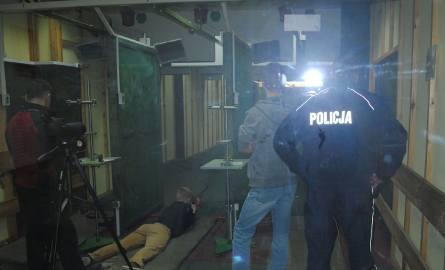 Suwałki. Turniej Strzelecki 2016. Policjanci dali gimnazjalistom postrzelać (zdjęcia)