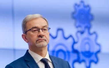 Jerzy Kwieciński w tym roku został ministrem inwestycji i rozwoju