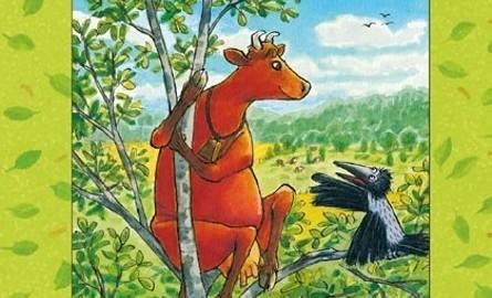 Książka dla dziecka: Szalona krowa i jej przyjaciel