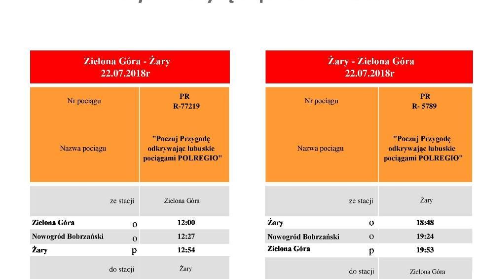 Film do artykułu: Rozkład jazdy w relacji Zielona Góra - Żary