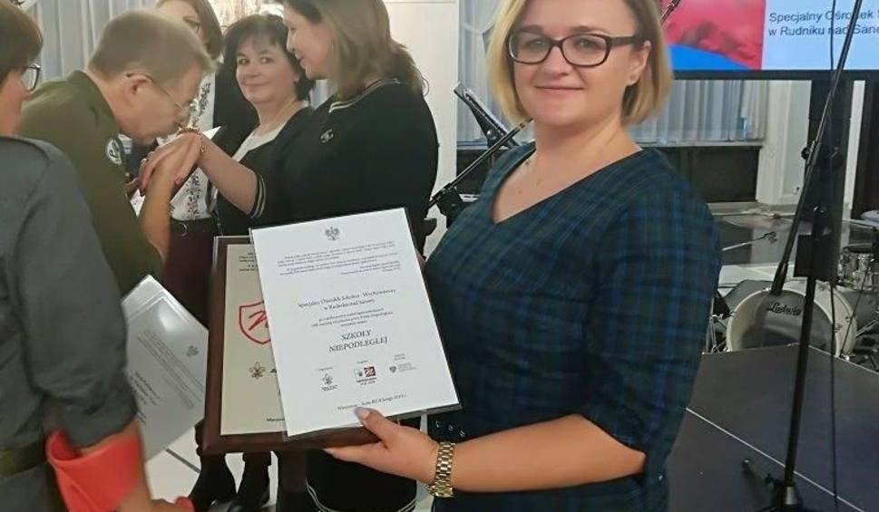 Film do artykułu: Specjalny Ośrodek Szkolno-Wychowawczy w Rudniku nad Sanem Szkołą Niepodległej