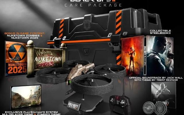 Call of Duty: Black Ops II. Specjalne wydanie z latającym dronem