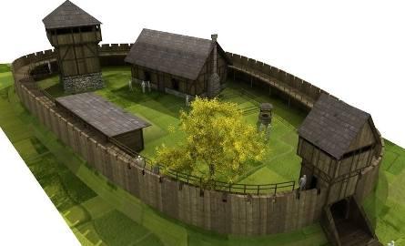 W Słupsku ma powstać średniowieczny gród