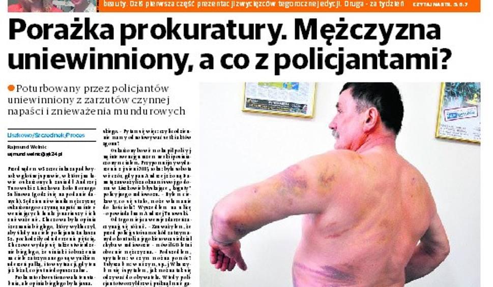 """Film do artykułu: Jest już nowy """"Głos Szczecinka"""" [wideo]"""