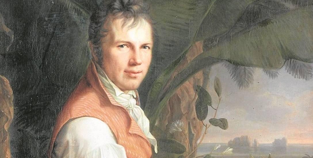 Ojciec Alexandra von Humboldta pochodził z okolic Szczecinka
