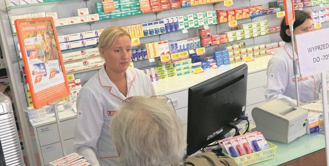 Małgorzata Pietrzak: - W regionie obecnie mamy 651 aptek ogólnodostępnych. W 2015 r. wydano 66 zezwoleń na założenie nowej lub przekształcenie już istniejących