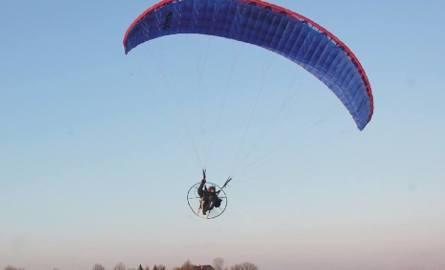 Paralotniarz z Rzeszowa miał wypadek w Stefkowej w pow. leskim