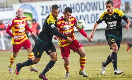 GKS Katowice - Chojniczanka TRANSMISJA NA ŻYWO WYNIK W poprzednim sezonie obydwa mecze GKS Katowice z Chojniczanką kończyły się remisami