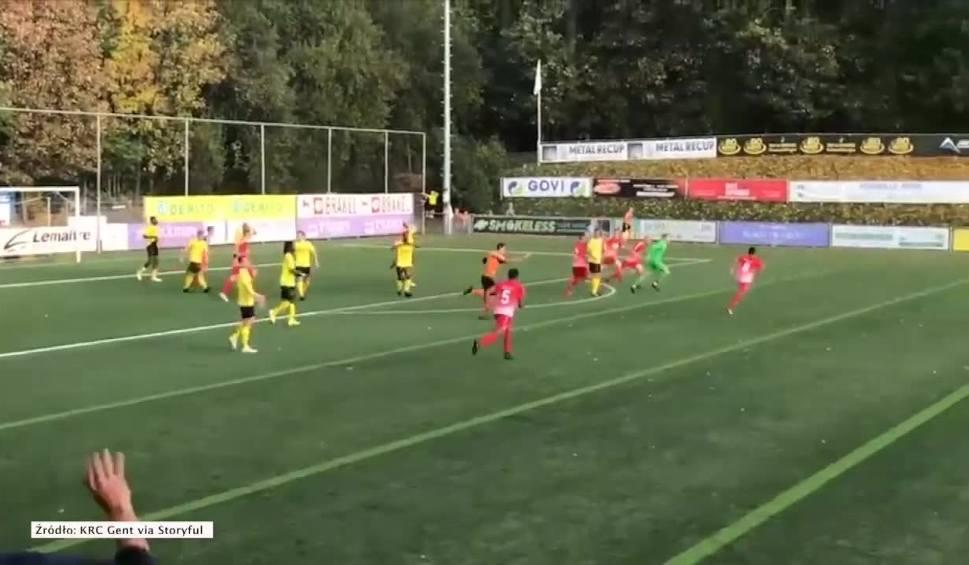 Film do artykułu: Piękny gol na wagę remisu w 94. minucie spotkania. Jego autorem... bramkarz [WIDEO]